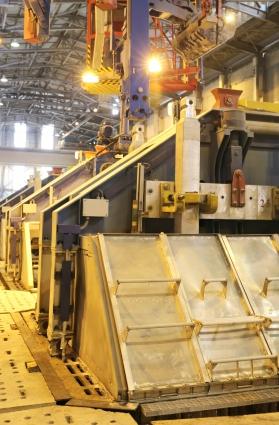 Электролизер РА-550 будет производить в сутки 4,21 тонны алюминия.
