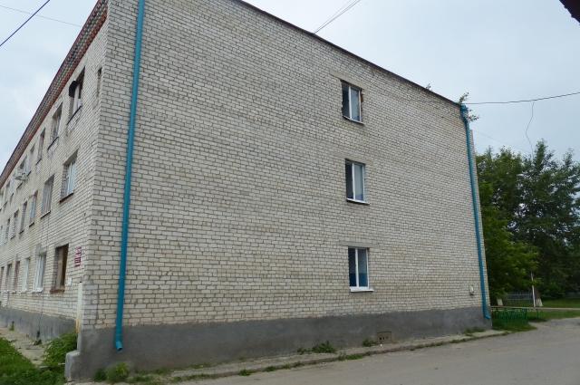 Здание после ремонта.