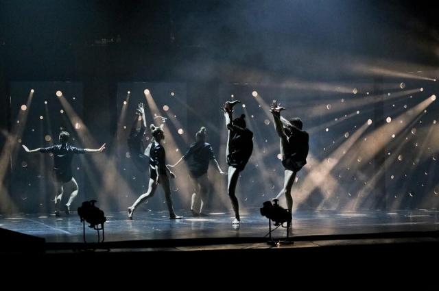 Театр танца «нОга» - самый титулованный. Номинант главной театральной премии «Золотая маска».