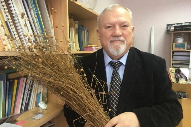 Академик Российской академии естественных наук Валерий Зубцов.