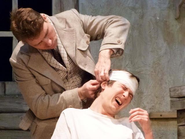 Зрители увидят трагикомедию в 2-х действиях.