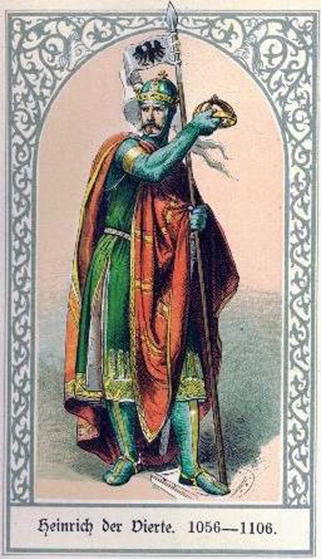 Генрих IV.