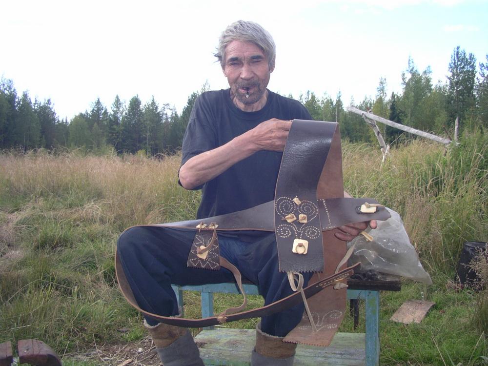 Манси Среднего Урала