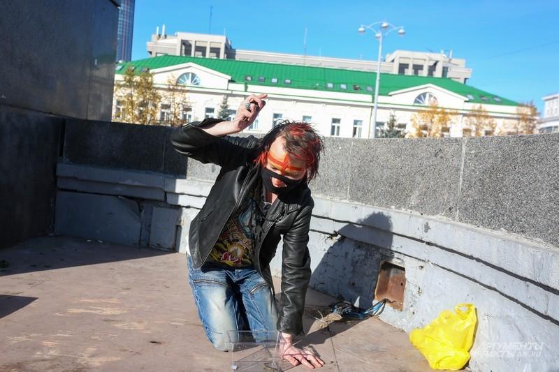 Очищение ящерицами