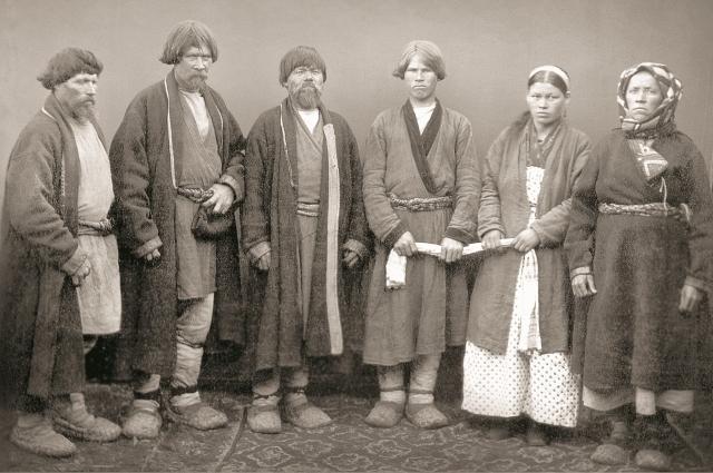 Коми-пермяцкая свадьба, Соликамский уезд. 1910 г.