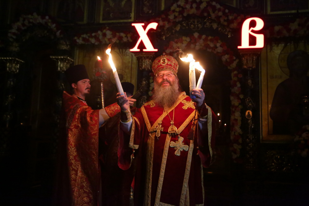 Пасха – это праздник победы жизни над смертью.