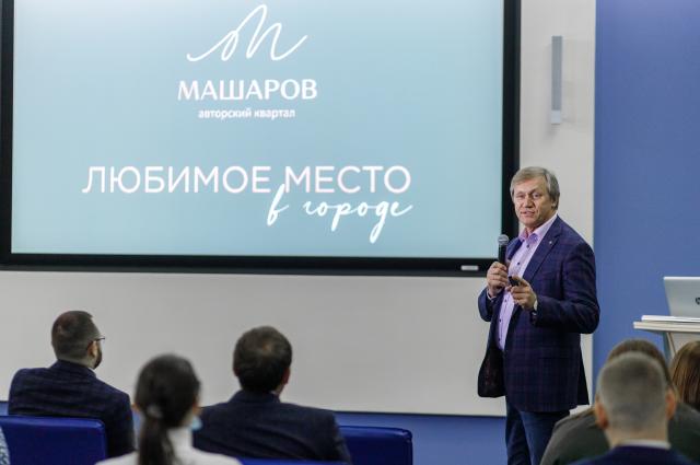 Председатель совета директоров ООО «Сибинтел-Холдинг» Владимир Шевчик.