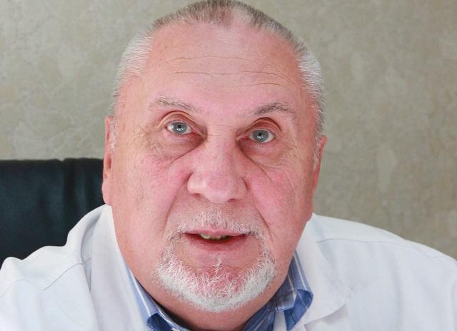 Вячеслав Белоусов, зам. главврача Пензенской областной психиатрической больницы