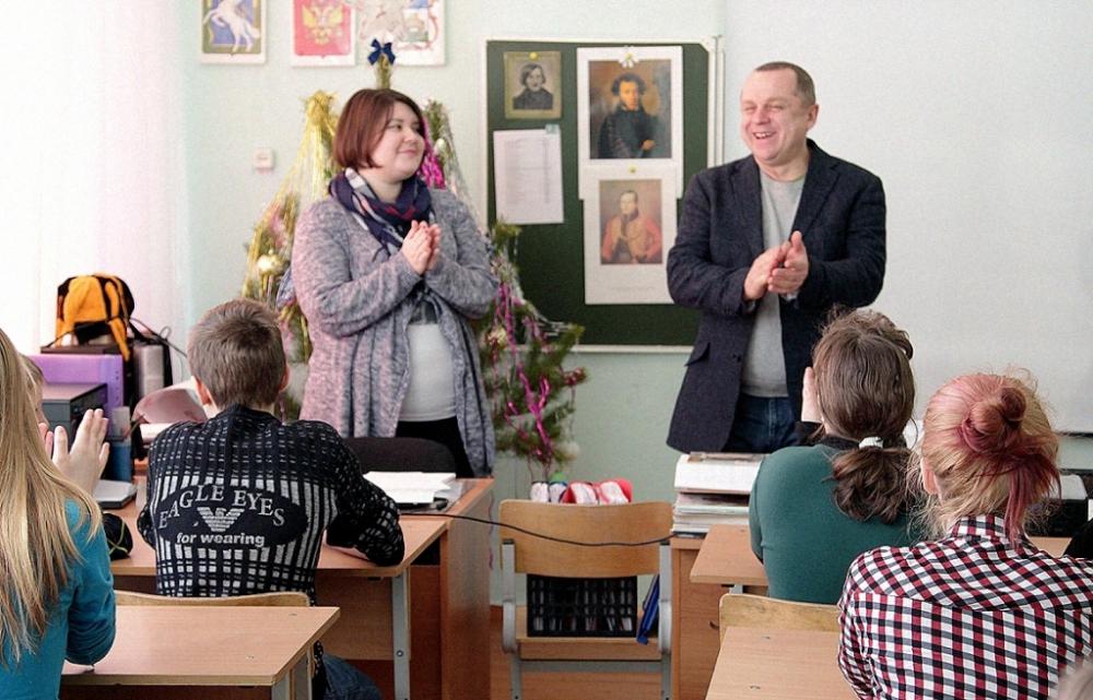 Школьники из Томинского – активные участники литературно–образовательного проекта РМК «Дочепуголетто».