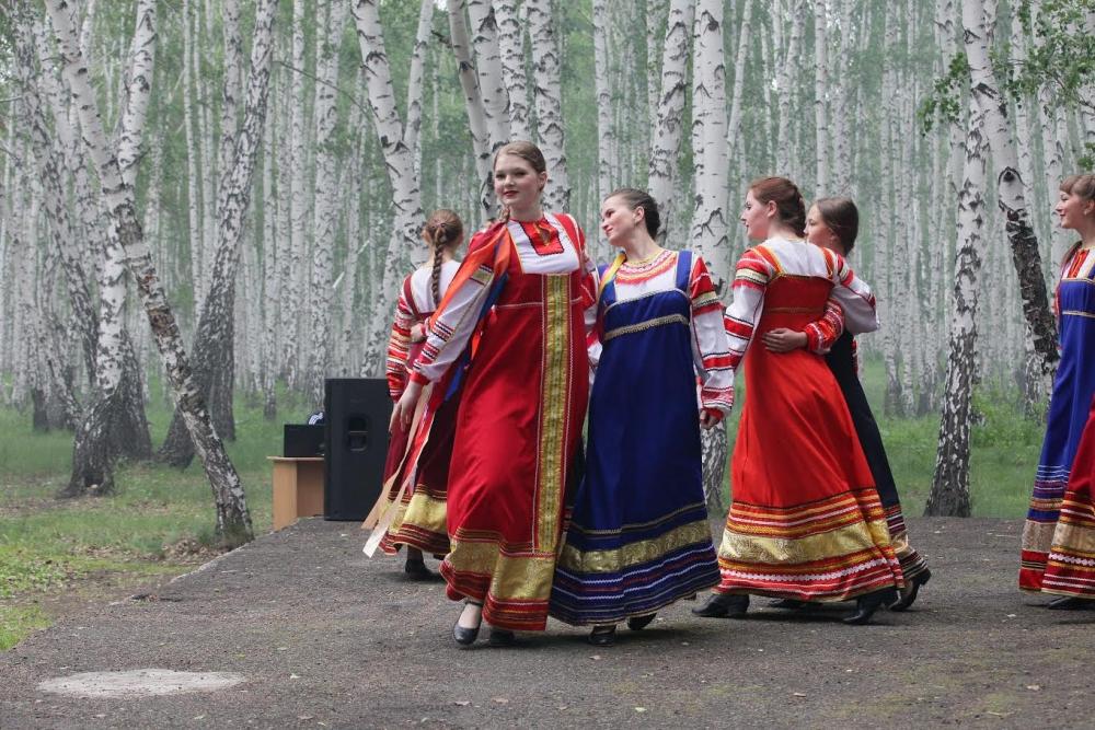 Чесменский район – один из самых многонациональных в области.