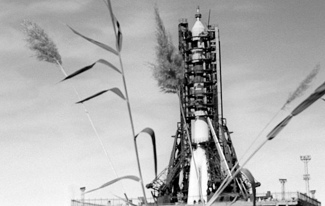 СОЮЗ-11«Союз-11» на стартовой площадке.
