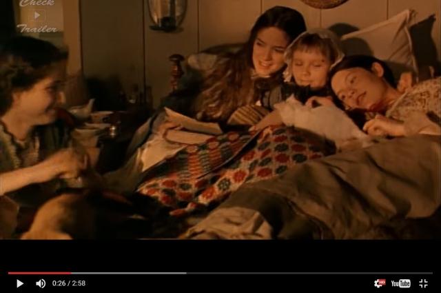 Фильм буквально пропитан духом семьи, любовью сестер и атмосферой уюта.