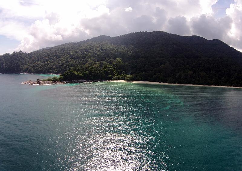 В итоге выбор организаторов пал на один из островов в Таиланде.