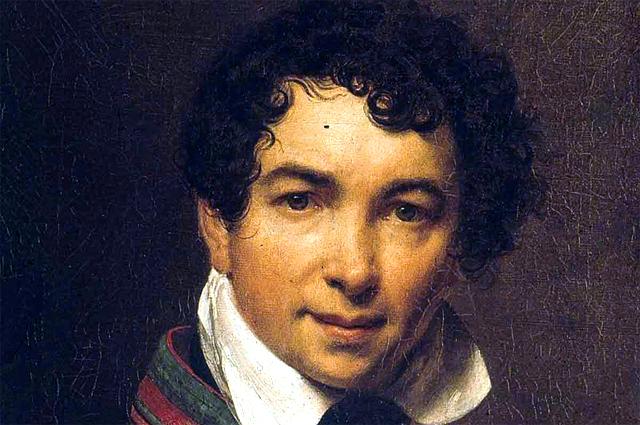 Орест Кипренский. Автопортрет, 1828 год