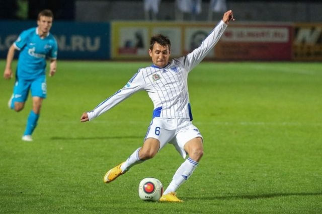 Дмитрий Полянин.