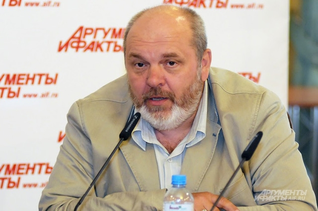 Валерий Кузенков.