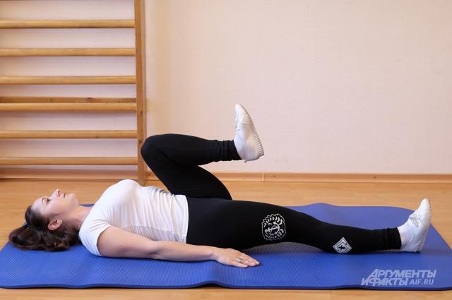 Комплекс упражнений в помощь дачникам