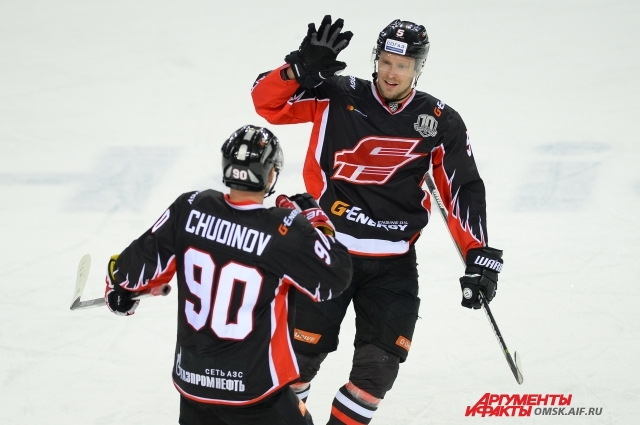 Максим Чудинов стал героем слухов и сплетен омского хоккея...