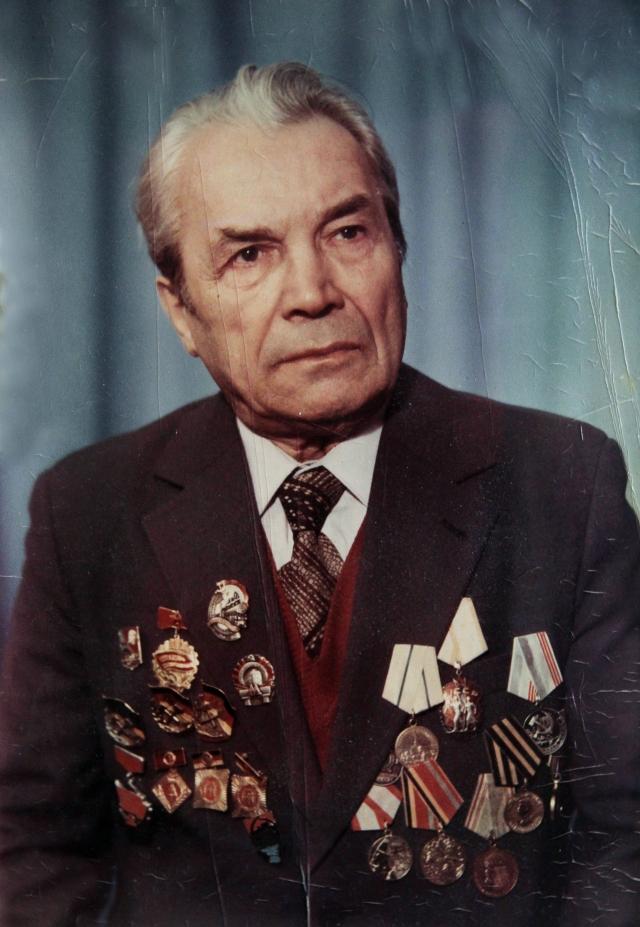 Василий Иванович Степанюк посвятил метростроению в Москве и Ленинграде 43 года.