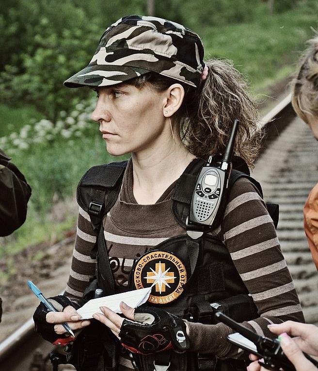 Раньше Оксана Истомина неоднократно принимала участие в поисках людей с отрядом «Лиза Алерт».