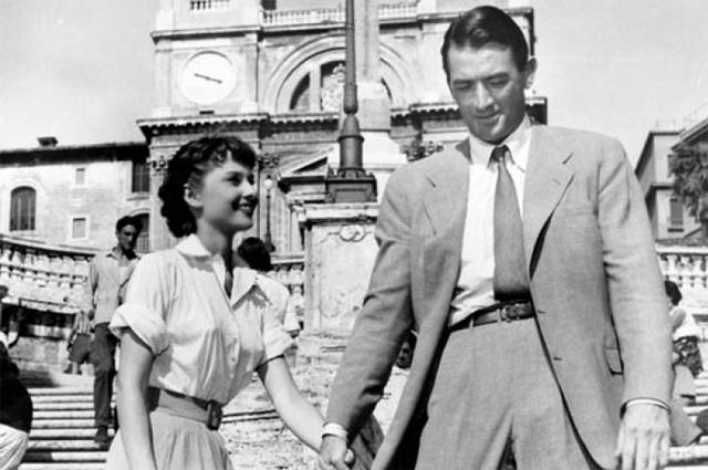 «Римские каникулы», 1953 г.