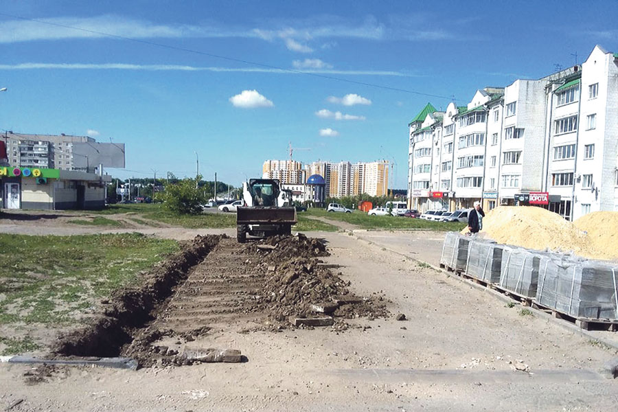 В рамках нацпроекта отремонтируют все магистрали Тамбова.