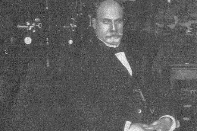 Дмитрий Петрович Дедов. Фото начала XX века.