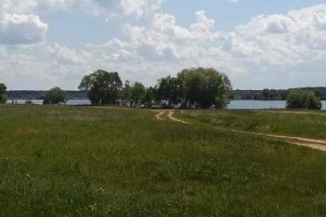 За этот берег переживают жители деревни Заборовье.