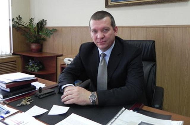 Дмитрий Кузнецов, главный врач ЦРБ Неклиновского района.