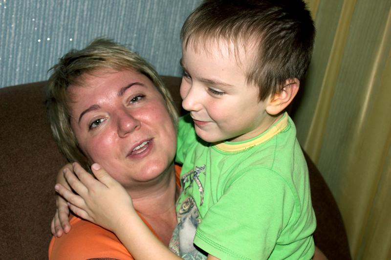 Мама и Жора всегда понимали друг друга с полуслова