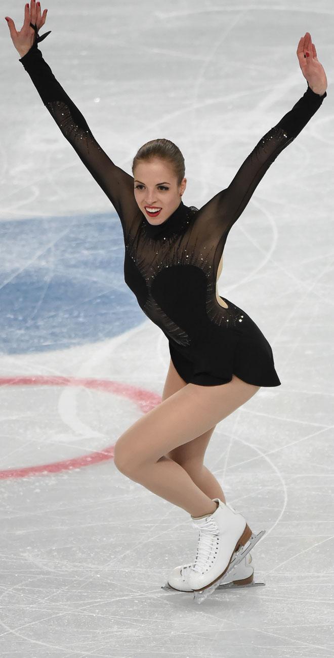 Каролина Костнер, 2014