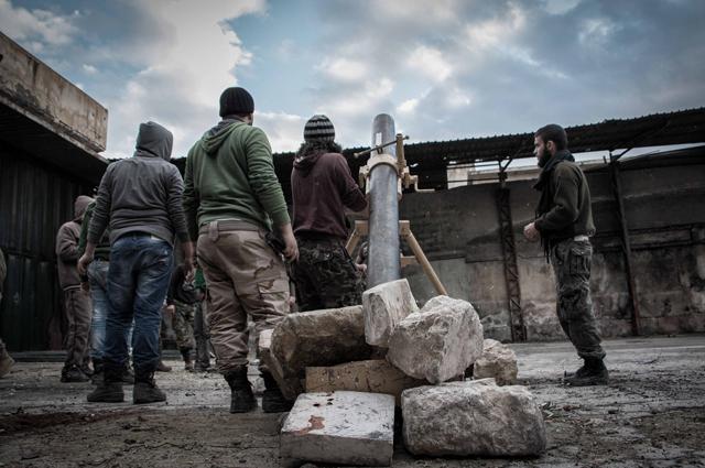 Сирия, боевики, ИГИЛ