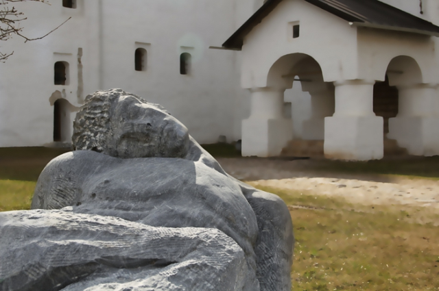 Скульптура Рафаэлли Мондацци.