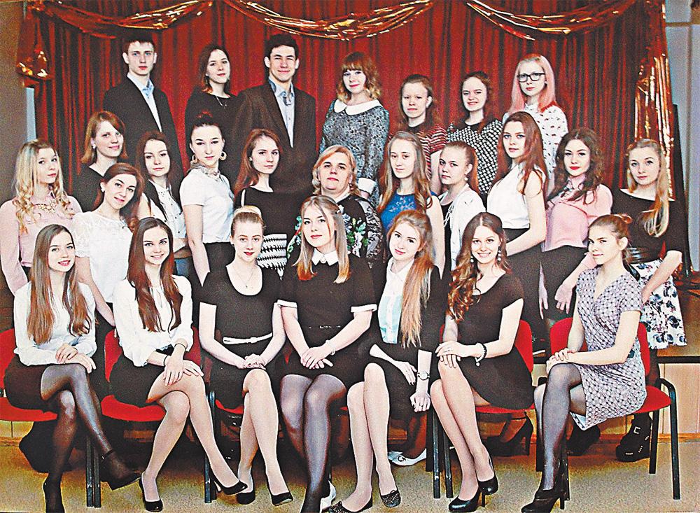 Эти ребята окончили гимназию № 59 г. Новокузнецка.