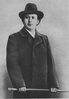 Максимилиан Карлович Максаков