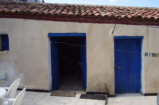 Дом отца Зидана в Алжире.