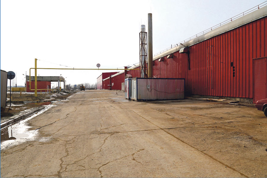 На месте экс-завода «Кока-Кола» хотят производить ПВХ-покрытия.