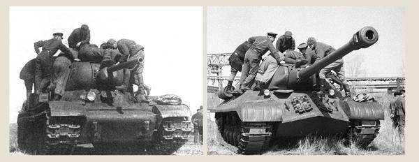 В рамках проекта «Живая Победа» рабочие ЧТЗ воссоздали фотографию 1943 года.