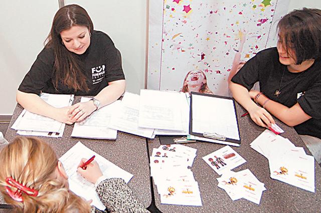 На ярмарке профессий можно будет пройти специальное тестирование иузнать, какая работа подходит лучше всего.