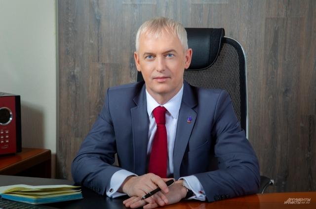 Андрей Попов, директор Екатеринбургского филиала ПАО «Ростелеком»