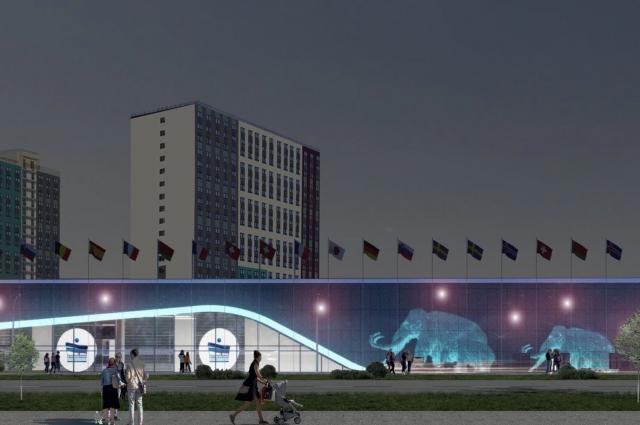 Так будет выглядеть микрорайон «Иртыш-2» в окружном центре