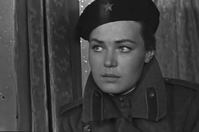 Кадр из фильма «Весна на Одере», 1967 г.