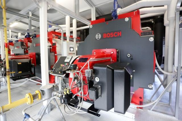 Вновых котельных установлено современное энергоэффективное оборудование.