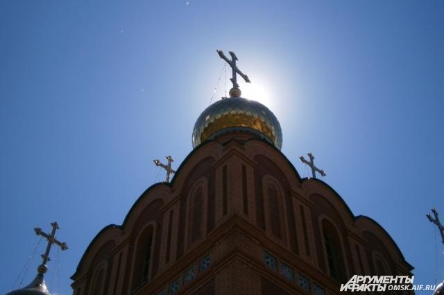 Ачаирский монастырь входит в список достопримечательностей Омской области.