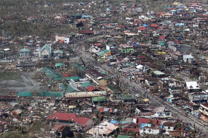 Филиппины после тайфуна Хайянь
