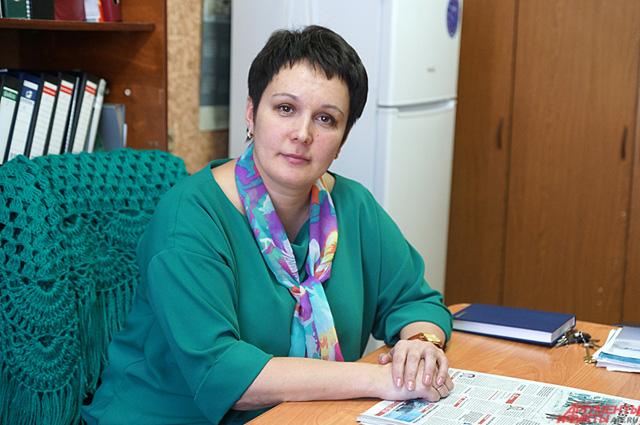 Лариса Кузнецова, комендант общежития