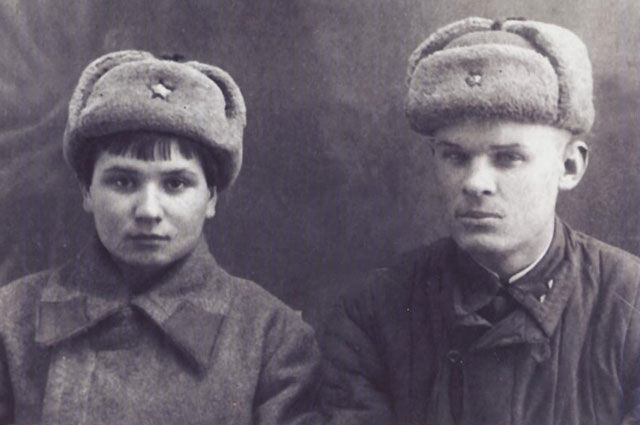 Марьяна Шестаева попала на фронт почти юной девушкой.
