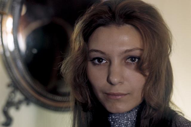 Наталья Бондарчук. 1971 год