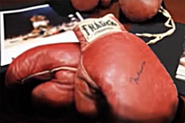 Перчатки Мухаммеда Али