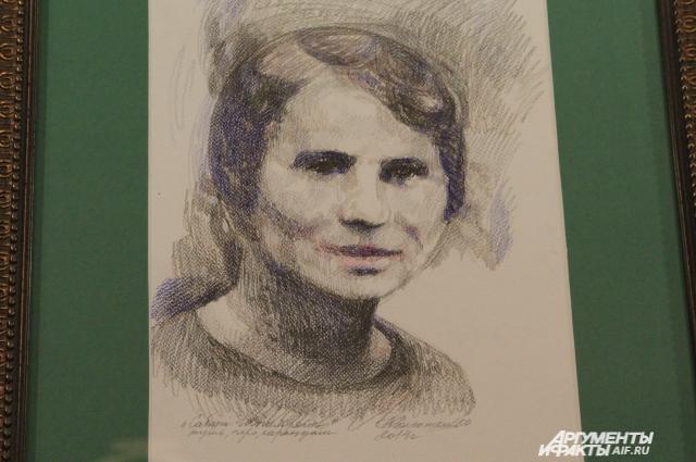 Наиболее известный образ Сабины Шпильрейн.